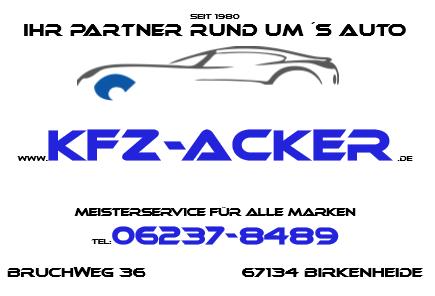 KFZ Acker