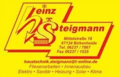 Steigmann Haustechnik